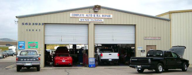 professional automotive repair and service in Santee, CA | The Dyno Shop