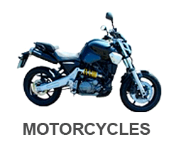 Motorcycle registration tag shop, San Diego